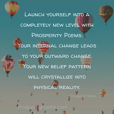 Crystallize Quote, Launch Yourself, by Christopher Westra