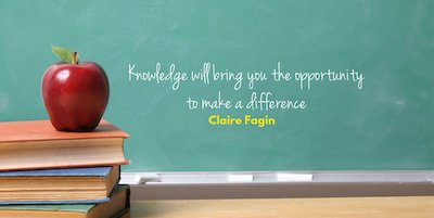 education quote make a difference
