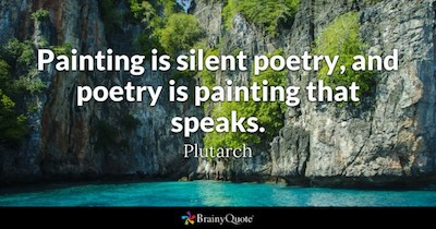 Poetry Quote by Plutarch
