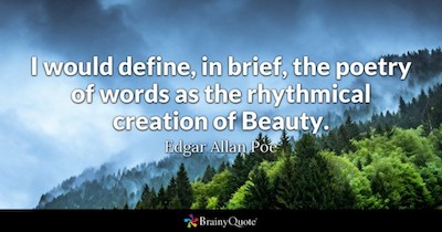 Poetry Quote by Edgar Allan Poe