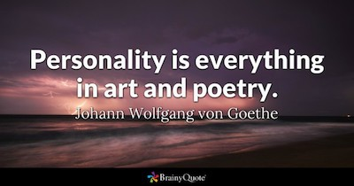Poetry Quote by Goethe