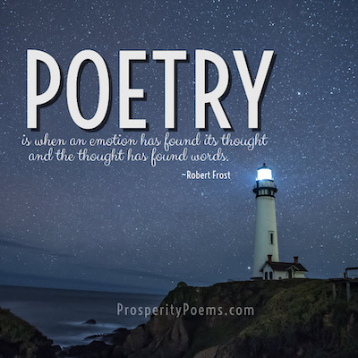 Poetry Quote by Robert Frost