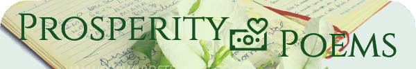 Prosperity Poems Header