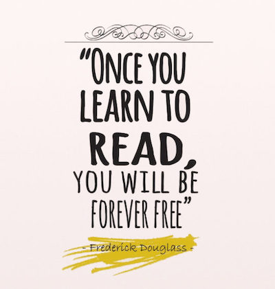 reading quote 1 douglass