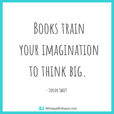 Reading Quote imagination -