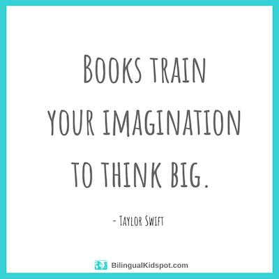 Reading Quote imagination -