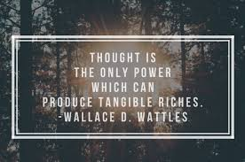 Thought Power Wallace Wattles